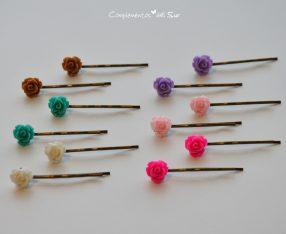 Horquillas de Flores